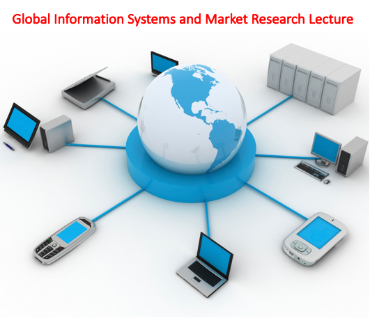 Global Information Systems and Market Research Lecture