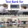 Test Bank for Money, Banking, and the Financial System 3rd Edition by R. Glenn Hubbard, Anthony Patrick O'Brien