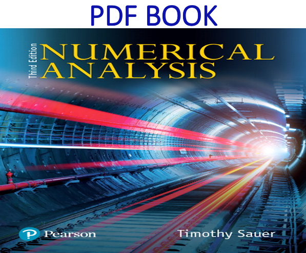 Numerical Analysis3rd Edition PDF Book by Timothy Sauer