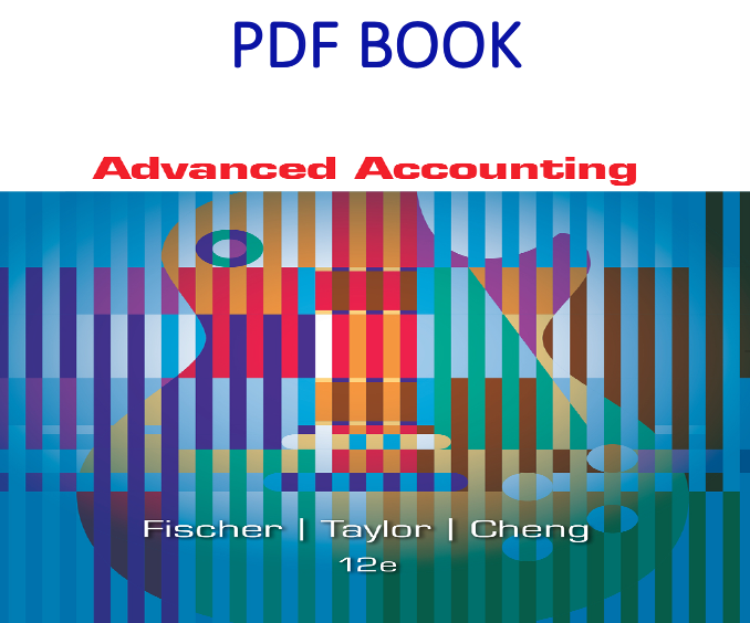 Advanced Accounting 12th Edition PDF Book