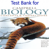 Test Bank for Campbell Biology Concepts & Connections 9th Edition by Martha R. Taylor, Eric J. Simon, Jean L. Dickey, Kelly A. Hogan, Jane B. Reece