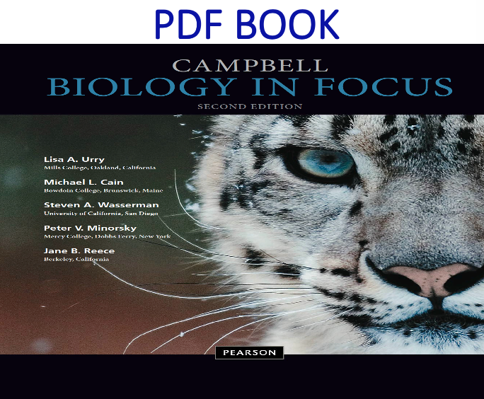 Campbell Biology in Focus 2nd Edition PDF Book