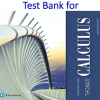 Test Bank for Thomas' Calculus 14th Edition by Joel R. Hass, Christopher E Heil, Maurice D. Weir
